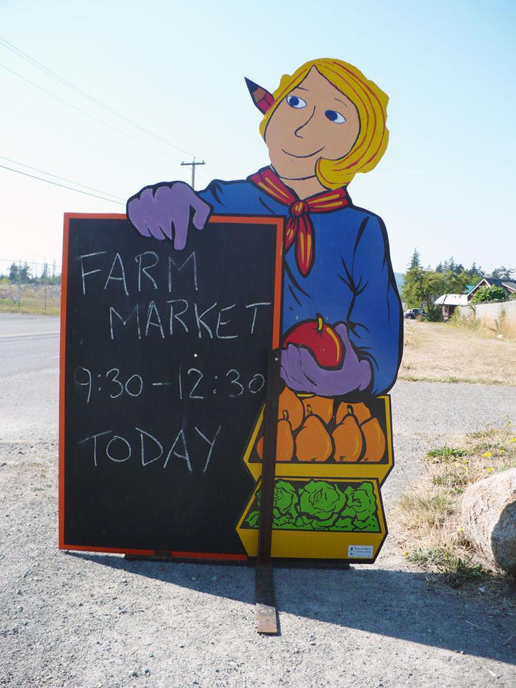Contact the Farm Market